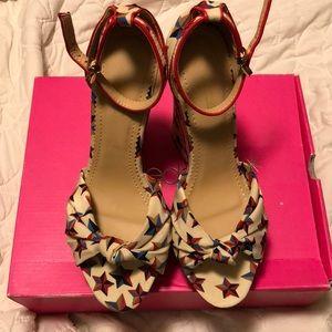 Betsy shoe dazzle shoe